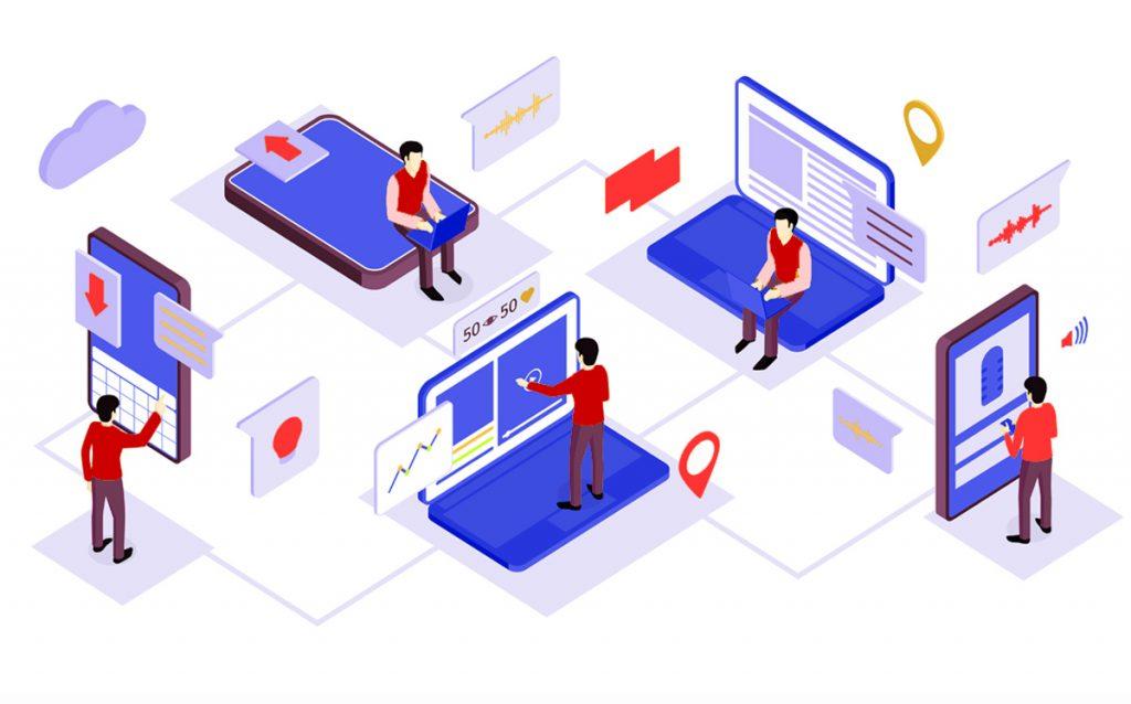services et aménagements digital