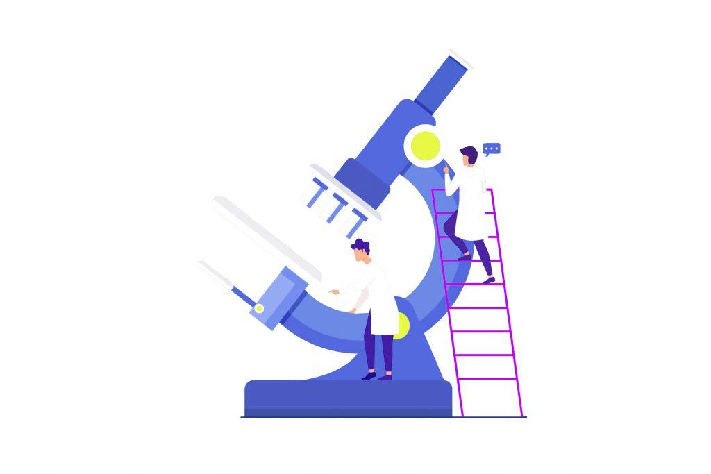 Les études scientifiques
